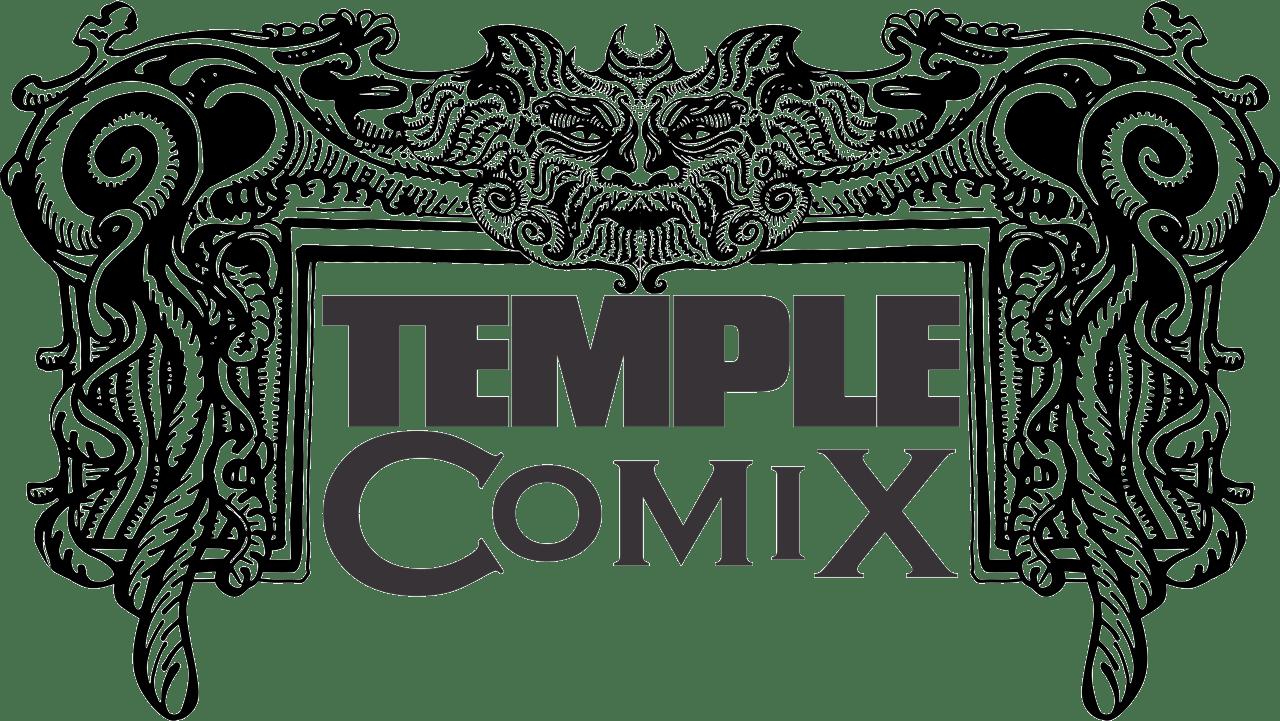 Temple Comix Logo